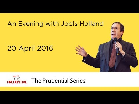 An Evening with Jools Holland