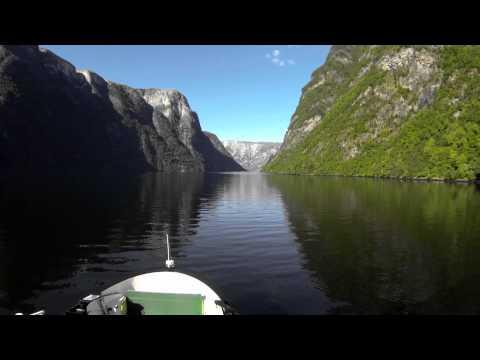 Hardangerfjord Naeroeyfjord