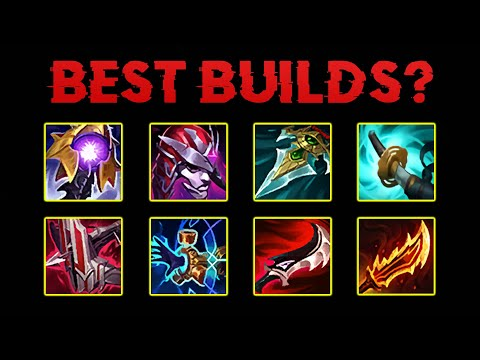Season 11 Builds of One-Trick Players