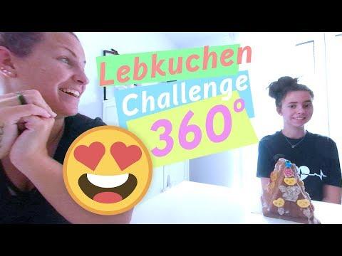 360 GRAD Lebkuchen Challenge / Wer macht es schöner? / kinder_sein / frau_sein