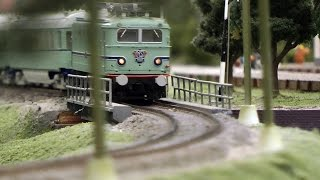 Miniworld Rotterdam Modelleisenbahn und Modelspoorbaan