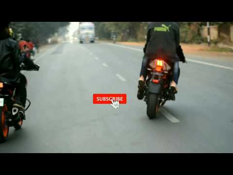 KTM Bike Duke 390 & Rc 200 Jest Drive