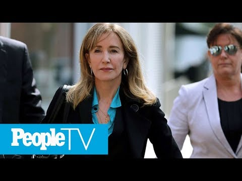 Felicity Huffman Expected To Plead Guilty In College Admissions Scandal | PeopleTV