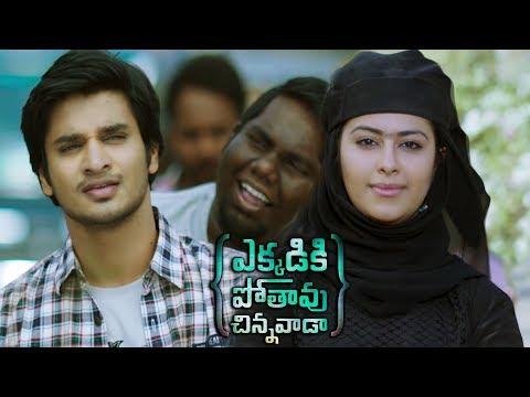 Ekkadiki Pothavu Chinnavada Telugu Movie Parts 10/12   Nikhil, Hebah Patel, Avika Gor