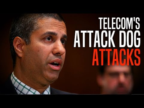 Ajit Pai Attacks Cali's Net Neutrality Law, Gets POUNDED by Wiener