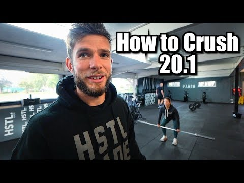 CrossFit® Open Workout 20.1 – Tips