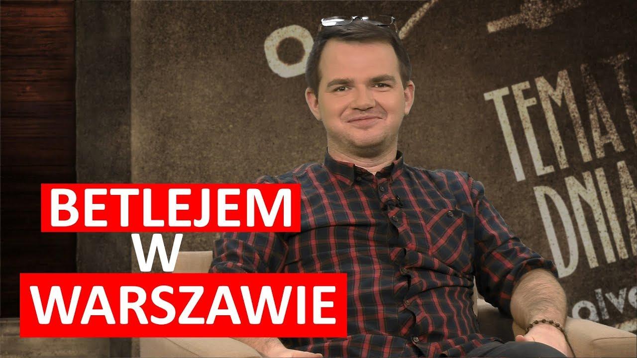 Betlejem w Warszawie. Celebryci uwielbiają Boga