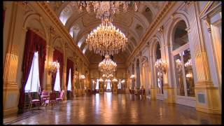Documentary about the Royal palace of Brussels and the Belgian Monarchy Part 1