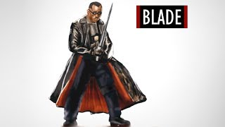 Blade - Szybkie Malowanie #10 [Kocham Rysować]