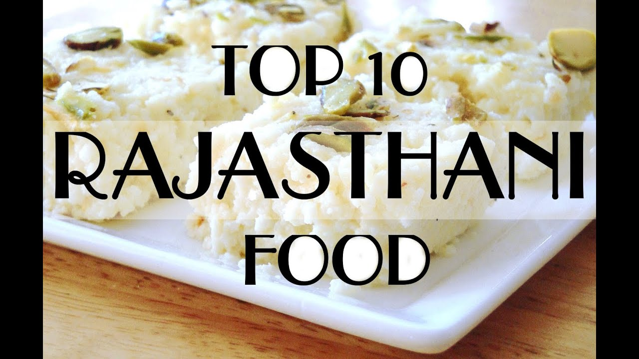 Top 10 popular rajasthani food youtube top 10 popular rajasthani food forumfinder Images