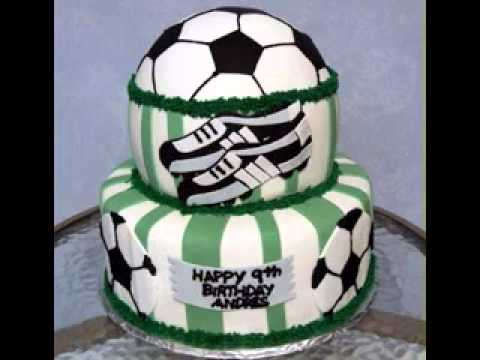 soccer cake ideas easy soccer cake decorating ideas 7581