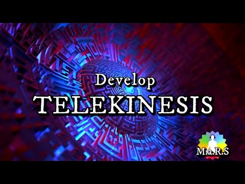 Advanced TELEKINESIS/ PSYCHOKINESIS Binaural YouTube Meditation Music to Develop REAL Psychic Powers
