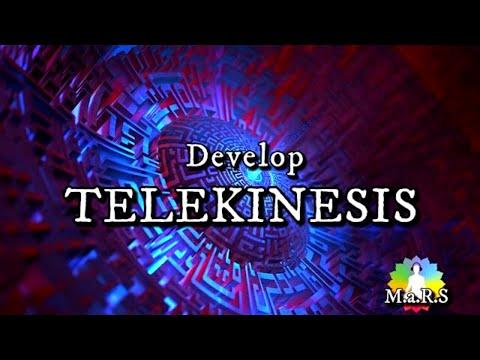 Advanced TELEKINESIS/ PSYCHOKINESIS Binaural YouTube Meditation Music To Develop REAL Psychic Powers