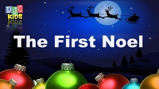 Holiday Classic Songs with Lyrics   The First Noel