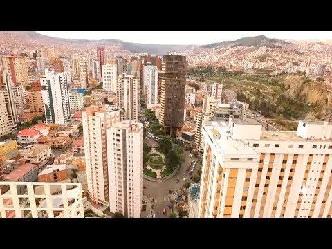 Ciudad de La Paz - Bolivia 2017