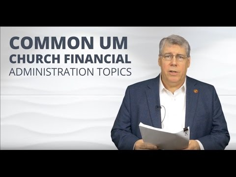 Local Church Finance Training with Keith Cox