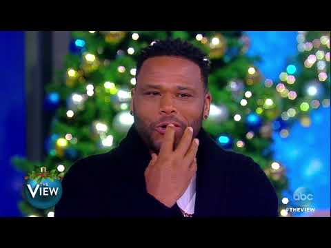 Download Youtube: Anthony Anderson Shows Off His Classically-Trained Singing Skills, Golden Globe Nom. | The View