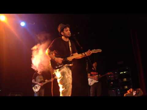 Fabrizio Moro - L'Illusione (inedito) Live Rezzato(BS)