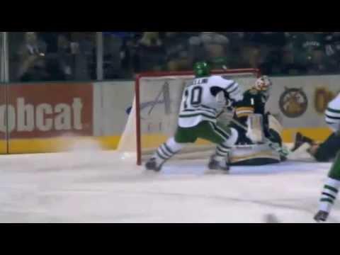 Adam Tambellini Goal vs Vermont 10/11/2013