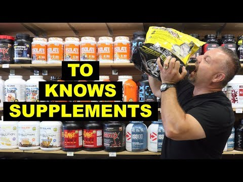 Getting 'To Know' The Supplement Business With Popeye's Supplements Vaughan