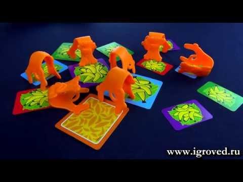 Весёлые обезьянки (карточная). Обзор настольной игры от Игроведа