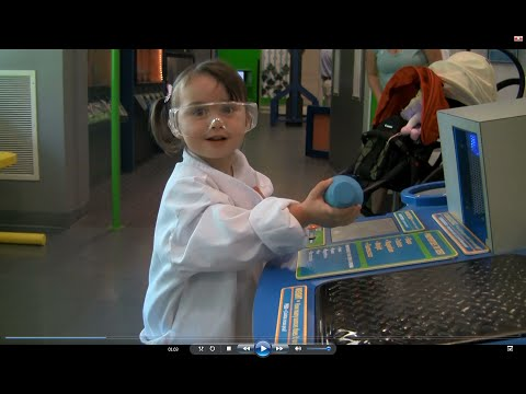 Amelia Visits the Houston Children's Museum