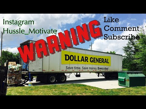 Trucking DollarGeneral | Long Video 🚨| Another Day On  The Dollar Account