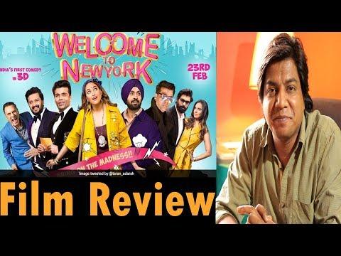 Full movie review   Welcome to Newyork   Diljit Doshanjh   Sonakshi Sinha   Karan Johar