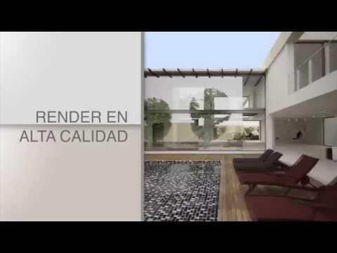 Portafolio de servicios arquitectura estudio 618 youtube for Portafolio arquitectura