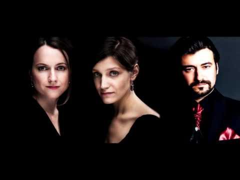 Dmitry Ivanchey, Maria Benius, Nadja Dalvit - Robert Schumann