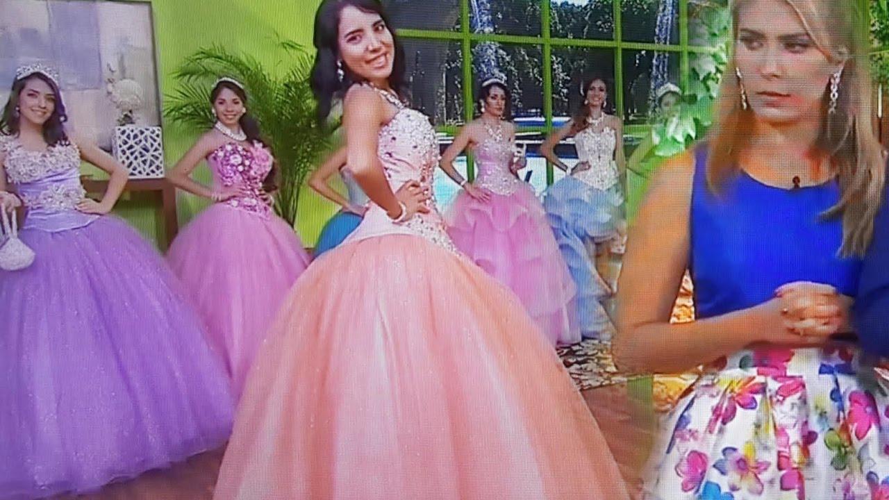 Como Elegir el Vestido Perfecto quinceañera - Moda Para Jovencitas ...