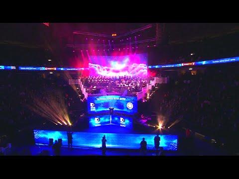 המנגנים בהיכל נוקיה: מחרוזת שלמה כהן | Hamenagnim 𝓵𝓲𝓿𝒆 @ Nokia Arena: Shloime Cohen Medley