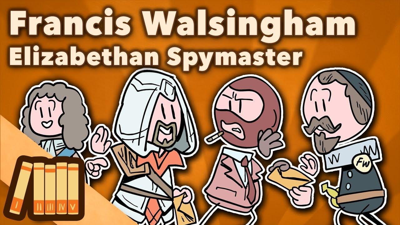 Download Francis Walsingham - Elizabethan Spymaster - Extra History
