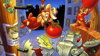 Денди - Чип и Дейл - (Chip 'n' Dale - NES) Прохождение