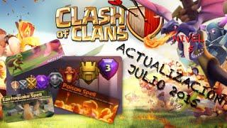 Emplumaitor 051 - Actualización Julio 2015 - Sucos Clash of Clans