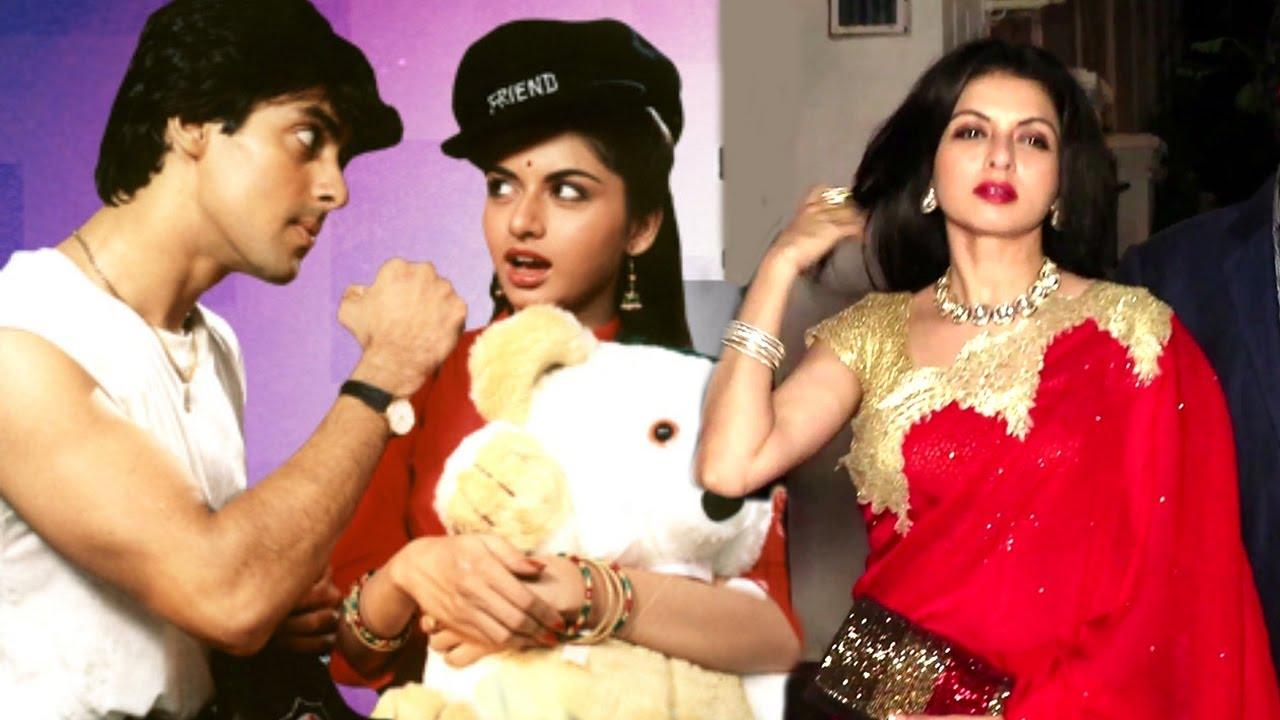 यह है सलमान खान की मेन प्यार की अभिनेत्री भाग्यश्री अब दिखती हैं - YouTube
