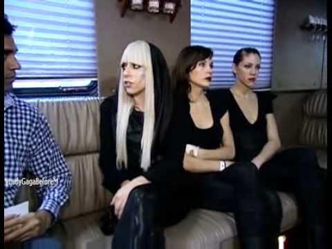 Lady Gaga Interview eTalk CTV Canada 2008