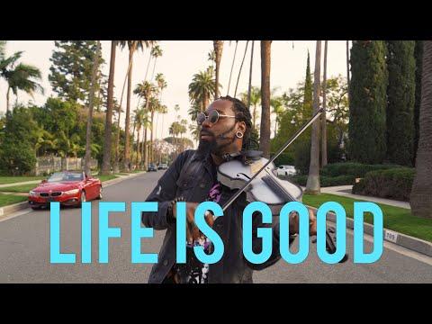 Life Is Good (ON VIOLIN!) – Future Ft. Drake | DSharp