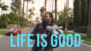 Life Is Good (ON VIOLIN!) - Future Ft. Drake | DSharp