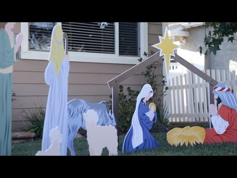 Outdoor Nativity Store – Our Story