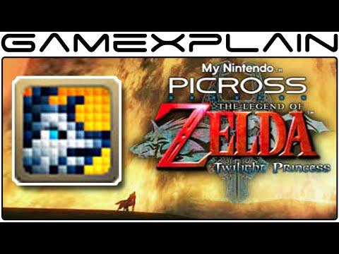Data Miners Uncover My Nintendo Picross for Zelda: Twilight Princess