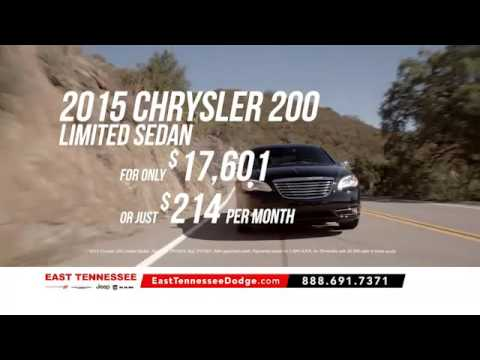 Leap Into Savings | East Tennessee Dodge serving Cookeville & Sparta