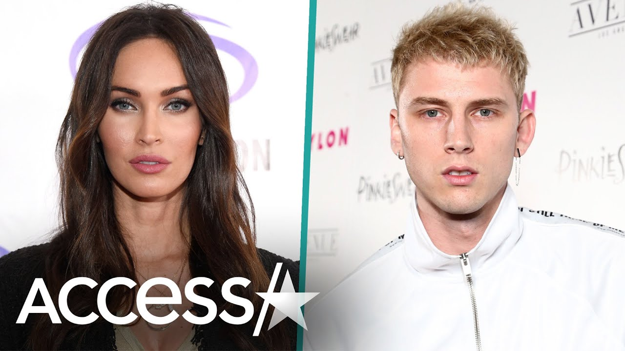 Is Machine Gun Kelly In Love With Megan Fox? thumbnail