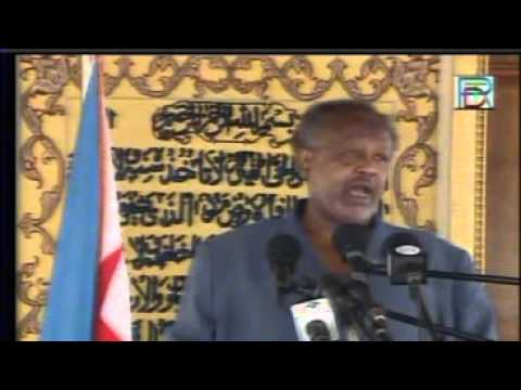 Djibouti Election 2011