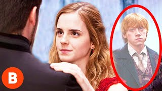 10 Harry Potter Deleted Scenes That Would Have Changed Everything