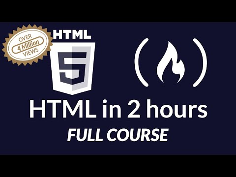 HTML Full Course - Build a Website Tutorial Mp3