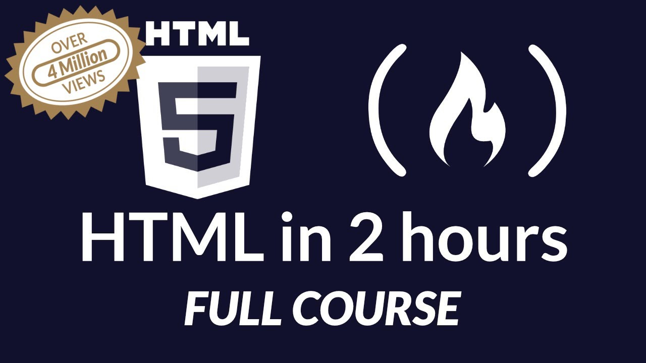 Download HTML Full Course - Build a Website Tutorial