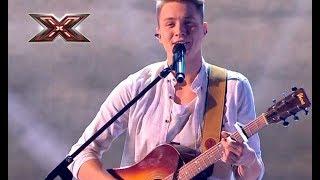 Иван Варава - James Blunt - You're Beautiful – Х-Фактор 8. Первый прямой эфир