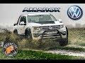 Amarok V6 Pick Up VW preparation Indiancars