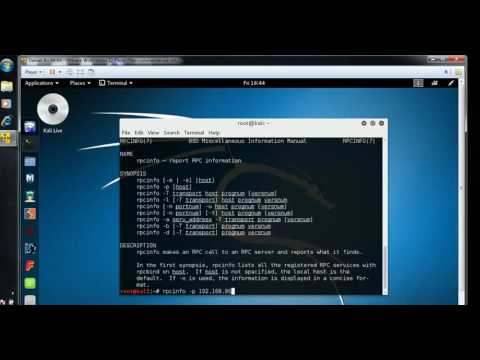 How to gain root access in metasploitable2 by exploiting nfs